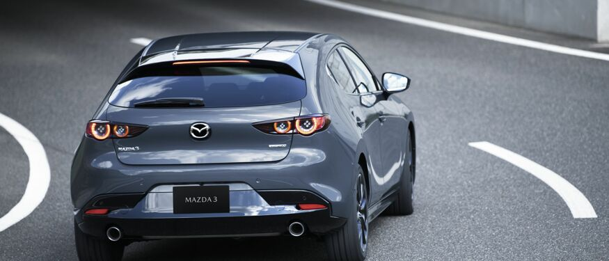 New Mazda3 Hatchback